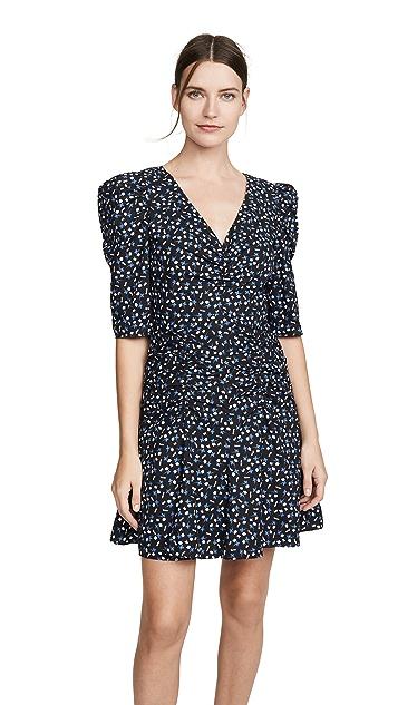 La Vie Rebecca Taylor Long Sleeve Firefly Dress