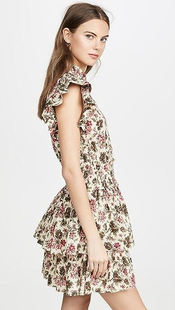 La Vie Rebecca Taylor Платье Chouette без рукавов
