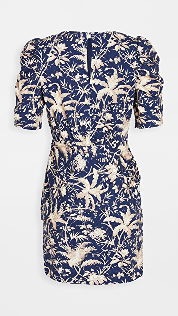 La Vie Rebecca Taylor Short Sleeve Talita Jersey Dress