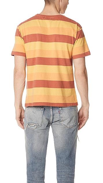 Levi's Vintage Clothing 1940s Split Hem Tee