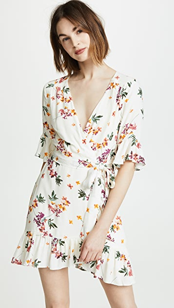 Lost + Wander Regina Mini Dress