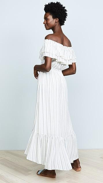 Lost + Wander Kiara Maxi Dress