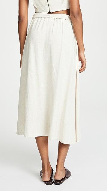 Lost + Wander Crème De La Crème Skirt