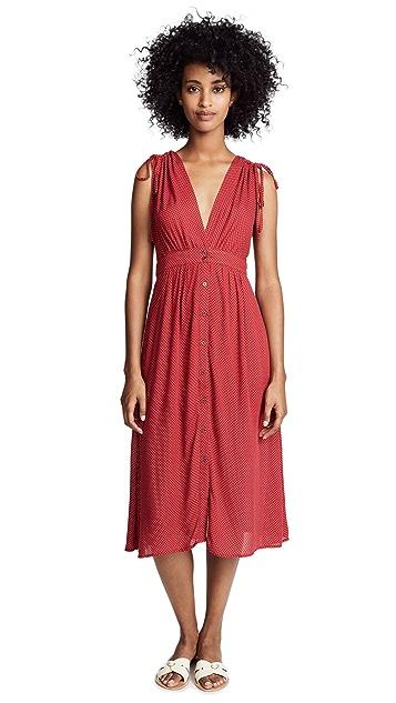 Lost + Wander Ay Caramba Midi Dress