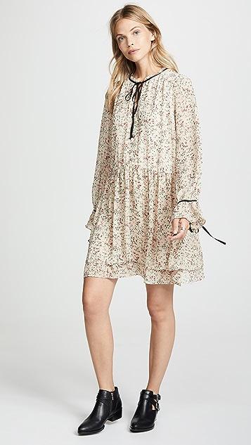 Lost + Wander Indie Sunday Mini Dress