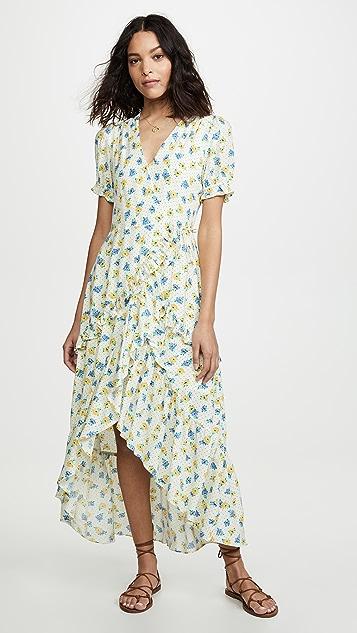Lost + Wander Mama Mia Midi Dress