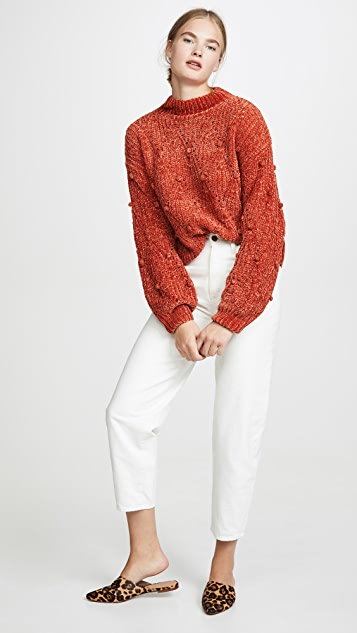 Lost + Wander Rusty Sunset Sweater