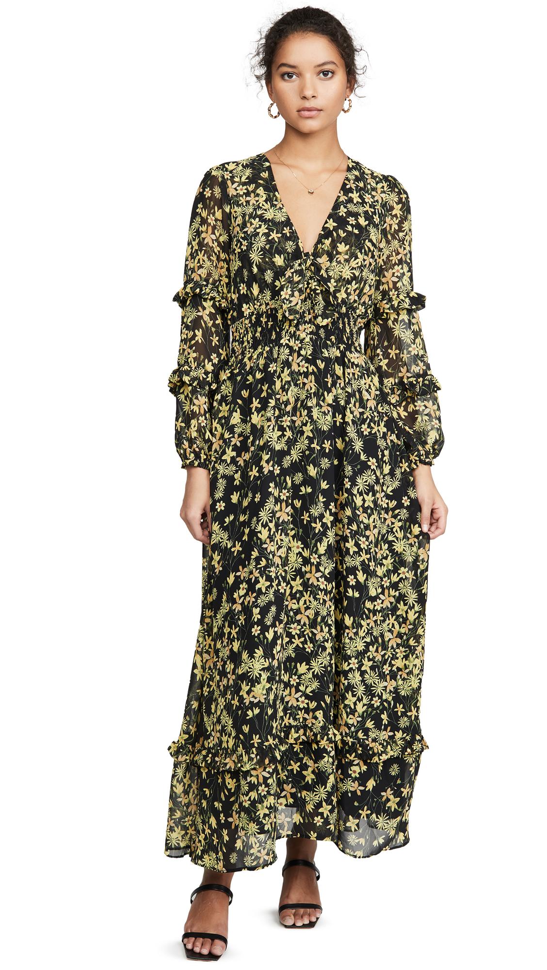 Lost + Wander Marianna Maxi Dress