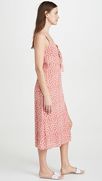Lost + Wander Madison Midi Dress
