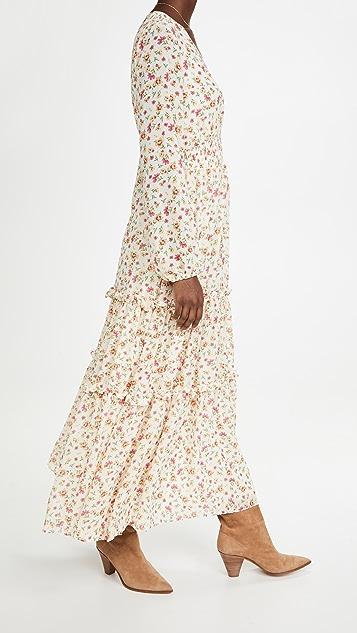 Lost + Wander Love In Bloom Maxi Dress