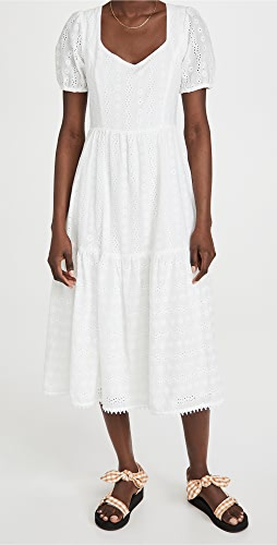 Lost + Wander - Middle of Nowhere Midi Dress