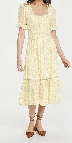 Lost + Wander - Sweet Summer Daze Midi Dress