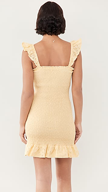 Lost + Wander Sunset Soiree Mini Dress