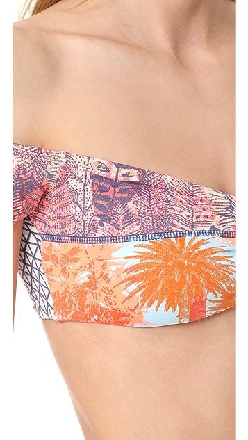 Maaji Nomad Society Bikini Top