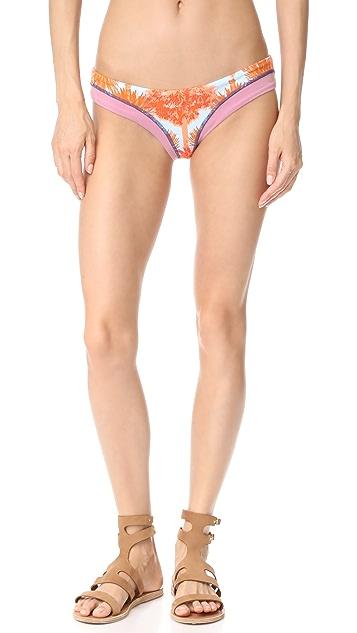Maaji Nomad Society Bikini Bottoms