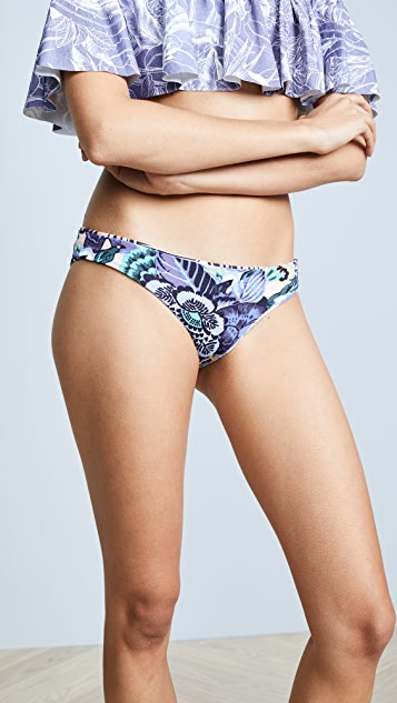 Maaji Reversible Andes Foliage Bikini Bottoms