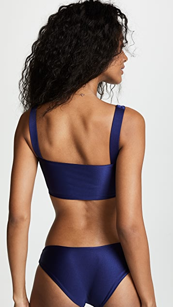 Maaji Reversible Dazzling Bikini Top