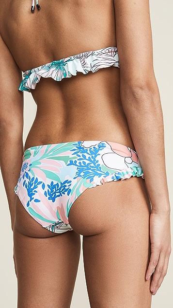 Maaji Atlantis Frills Bikini Bottoms