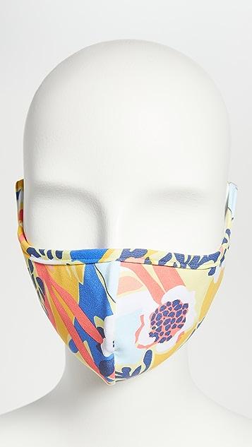 Maaji Calm 5-Pack Face Coverings