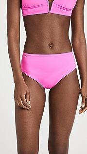 Maaji Reversible Fuchsia Agate Malia 泳裤