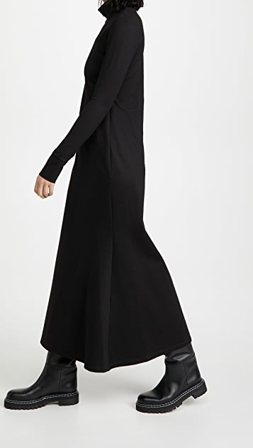 macgraw Silhouette Dress