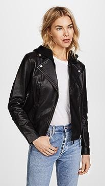 Yoana Leather Jacket