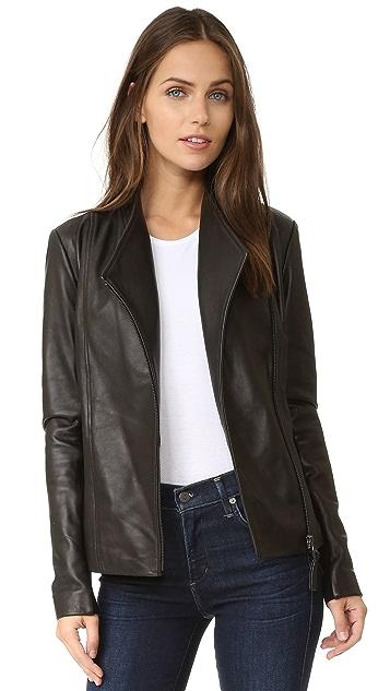 Mackage Cleo Leather Jacket
