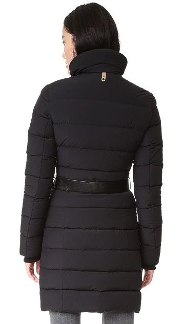 Mackage Norina Belted Coat