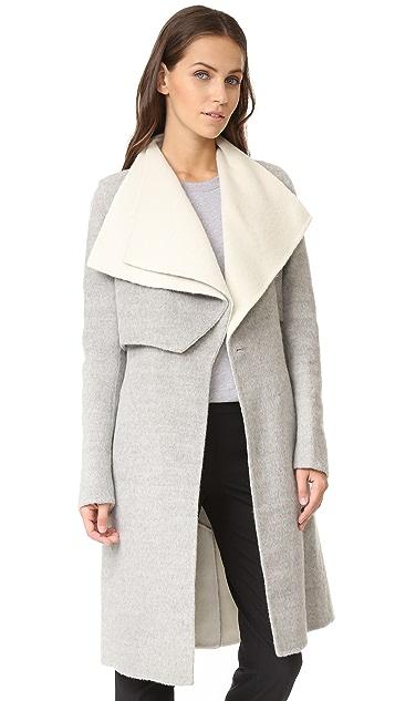Mackage Iza Wrap Coat