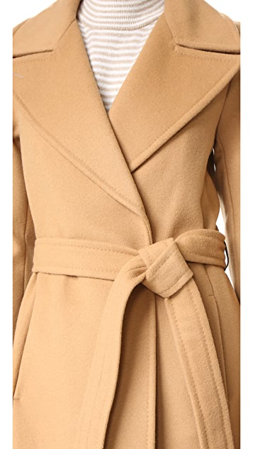 Mackage Babie Wrap Coat
