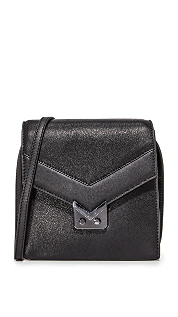 Mackage Yazmin Triangle Cross Body Bag