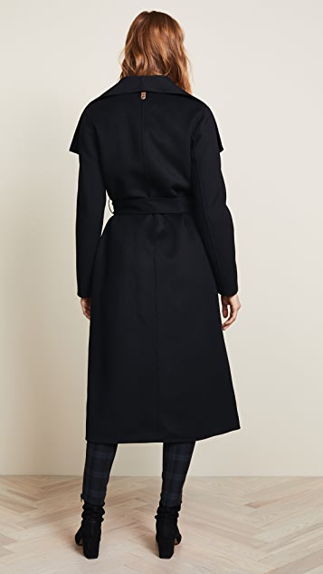 Mackage Mai 羊毛外套