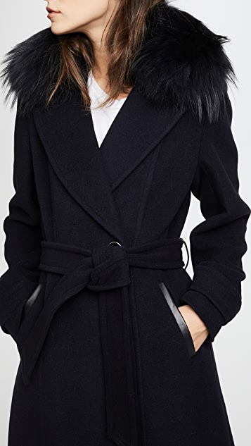 Mackage Nia Wool Jacket