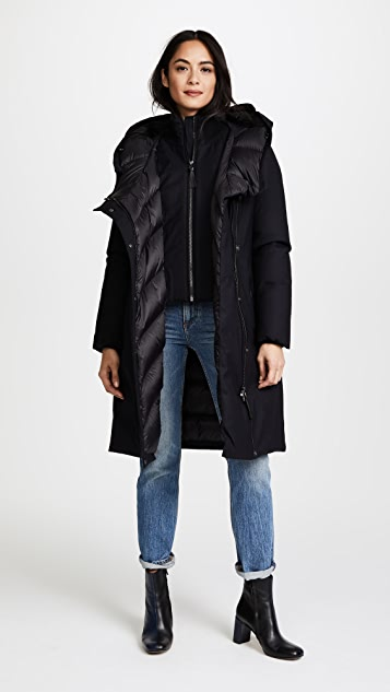 Mackage Шерстяная куртка Mari