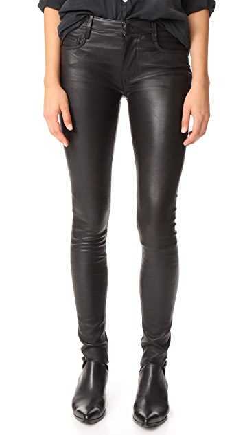 Mackage Peppa Leather Pants