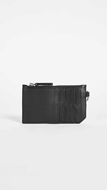 Mackage Taj Zip Card Holder