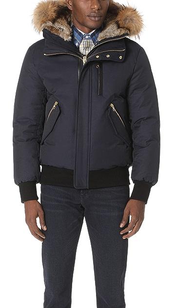 Ralph lauren dixon down jacket navy