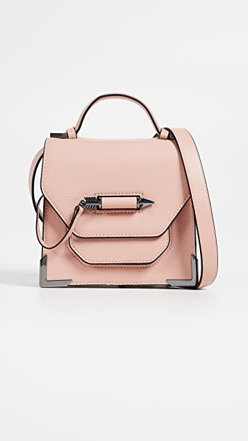 Mackage Rubie Cross Body Bag - Peach
