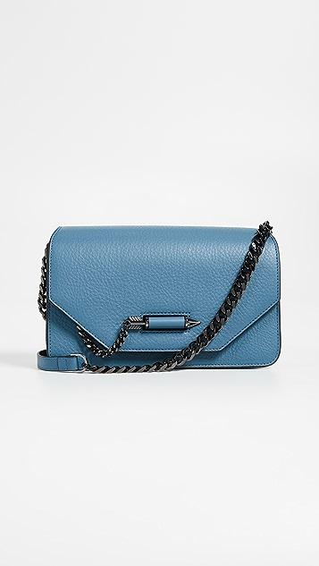Mackage Cortney Shoulder Bag - Ocean