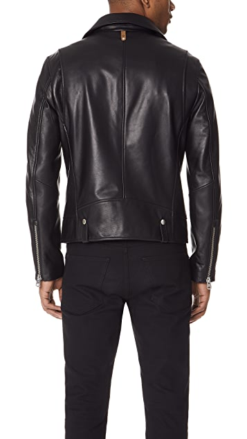 Mackage Fenton Leather Jacket
