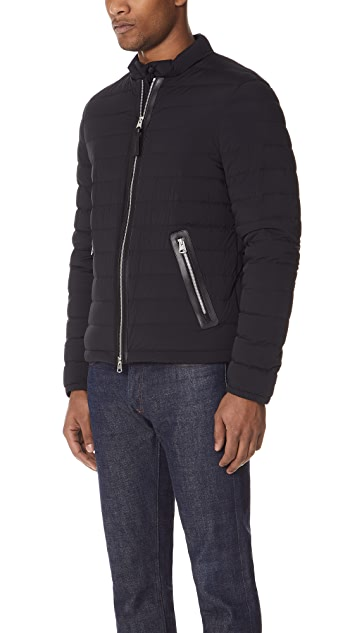 Mackage Enric Quilted Bomber Jacket