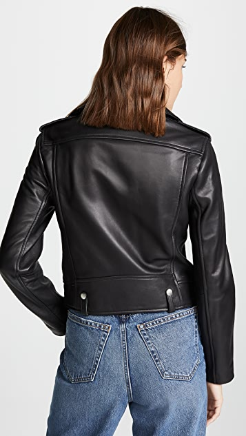 Mackage Baya Leather Jacket