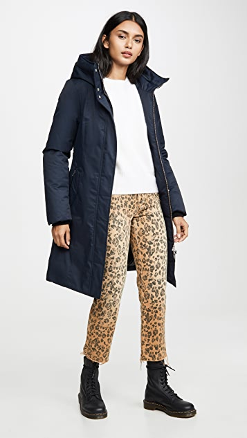 Mackage Harlow Luxe 羽绒外套