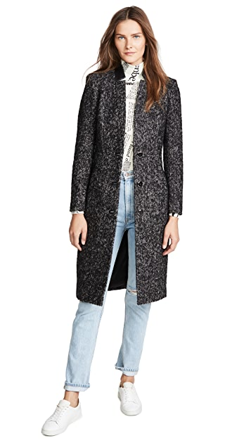 Mackage Bianca Mohair Coat