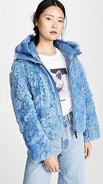 Reversible Zinnia Jacket