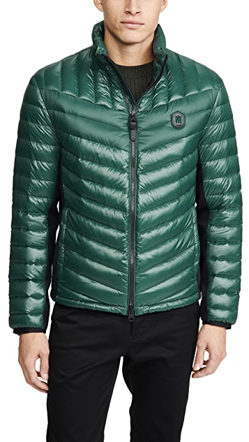 Mackage Lightweight Matteo Jacket with Lustrous Finish