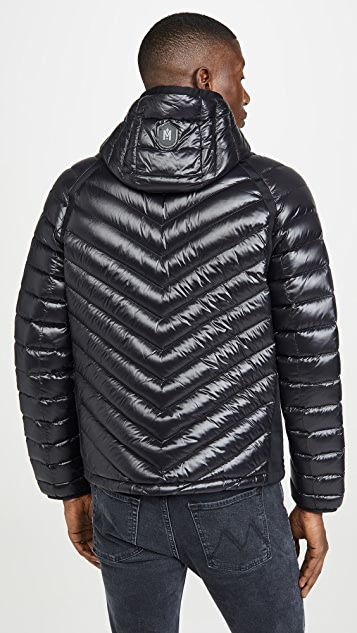 Mackage Lightweight Maxim Jacket with Lustrous Finish