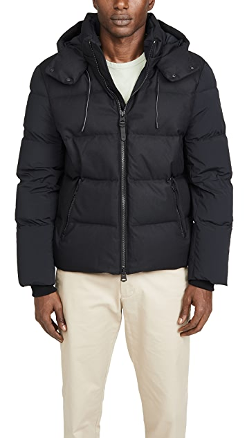 Mackage Short Lightweight Down Randi Hooded Jacket