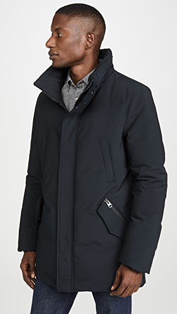 Mackage Hip Length Down Winter Edward Parka without Fur
