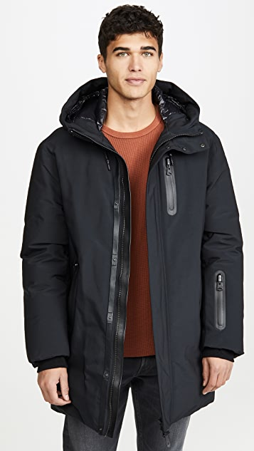 Mackage Down Jacket with Sealed Seams